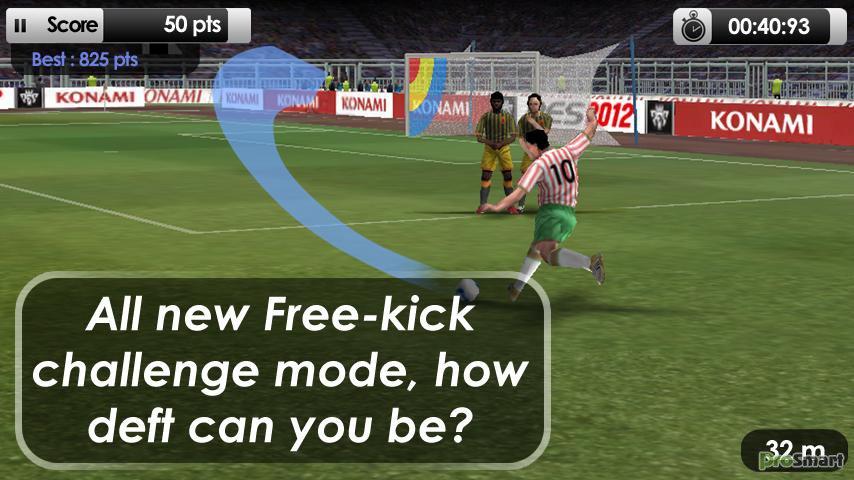 Скачать PES Pro Evolution Soccer на Андроид через торрент