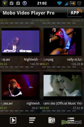 Mobo Video Player Pro 1.1.9 » PS Мир смартфонов