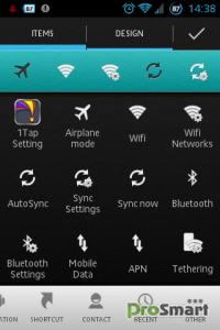 Quick Settings™ PACK for Android