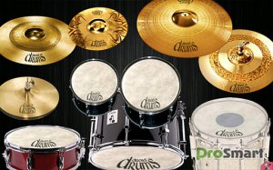 Drums Droid realistic HD 4.0.8