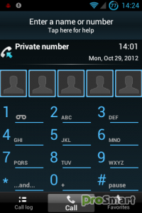 TAKEphONE contacts dialer 1.77