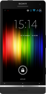 ICS 4.0.4 Xperiance Lite 2.0 for Sony ST25i