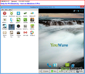 YouWave for Android Home 3.22 Final