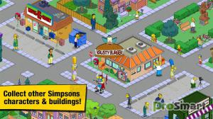 The Simpsons™: Tapped Out 4.6.2 Mod (Unlimited Money & Donuts)