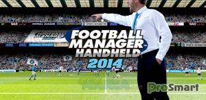 Football Manager 2014 Handheld 5.1.2