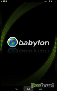 Babylon Translator 4.1.2 [Unlocked]