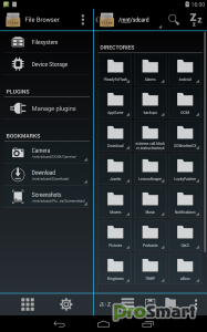 Duo: Holo File Manager Pro 1.0.20140425