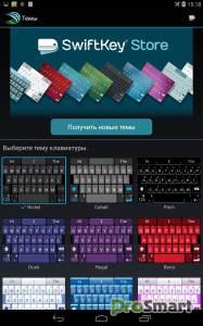 SwiftKey Keyboard 7.1.7.38 [Final]