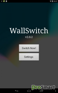 WallSwitch 2.0.2