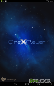 CineXPlayer Best Xvid Player 2.5