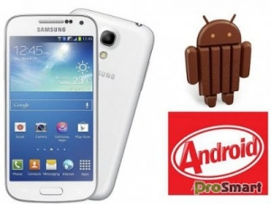 Прошивка Samsung GT-I9192 Galaxy S4 Mini 4.4.2