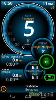 Ulysse Speedometer Professional 1.9.65 [Patched]