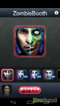 ZombieBooth PACK FULL for Android