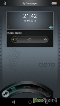 GOTO Lockscreen 1.5.1