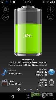 Battery HD PRO 1.69.04 [Paid]