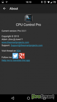 CPU Control Professional 3.1.4 [Rus by ZEX]