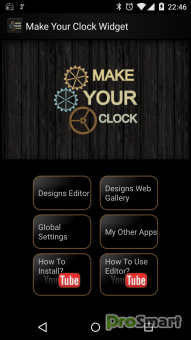 Make Your Clock Widget Professional 1.4.3