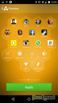 Honeycomb™ PACK Launcher for Android