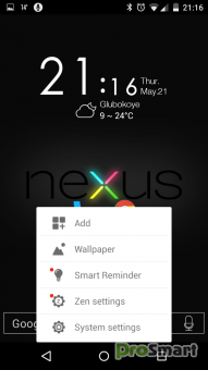 ZEN Launcher + Notification Plugin 1.5.9