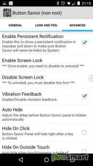 Button Savior (Non Root) PRO 2.4.1 [+2.2.3 ROOT]