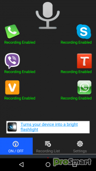 Real Call Recorder Skype & Viber 12.7