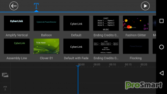 CyberLink PowerDirector – Video Editor 4.2.4