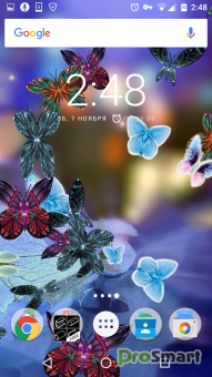 Butterflies Live Wallpaper 1.0.2