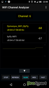 WiFi Channel Analyzer 3.34 (Ad Free)