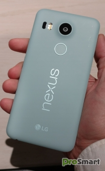 Android 6.0.1 Marshmallow для Google Nexus 5X
