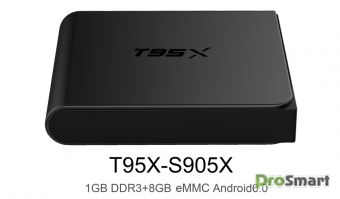 Sunvell T95X Android TV Box