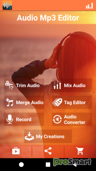 Audio MP3 Cutter Mix Converter PRO 1.51