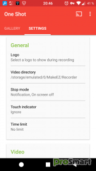 One Shot Screen Recorder Professional 1.2.10 Patched