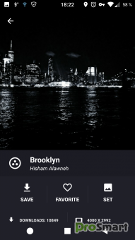 Backdrops - Wallpapers Professional 4.0.3