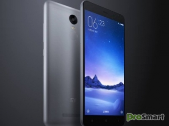Xiaomi Redmi Note 3 Pro - Global Apdate to Marshmallow 6.0