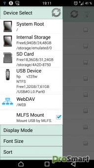 MLUSB Mounter - File Manager 1.44.001 [Unlocked]