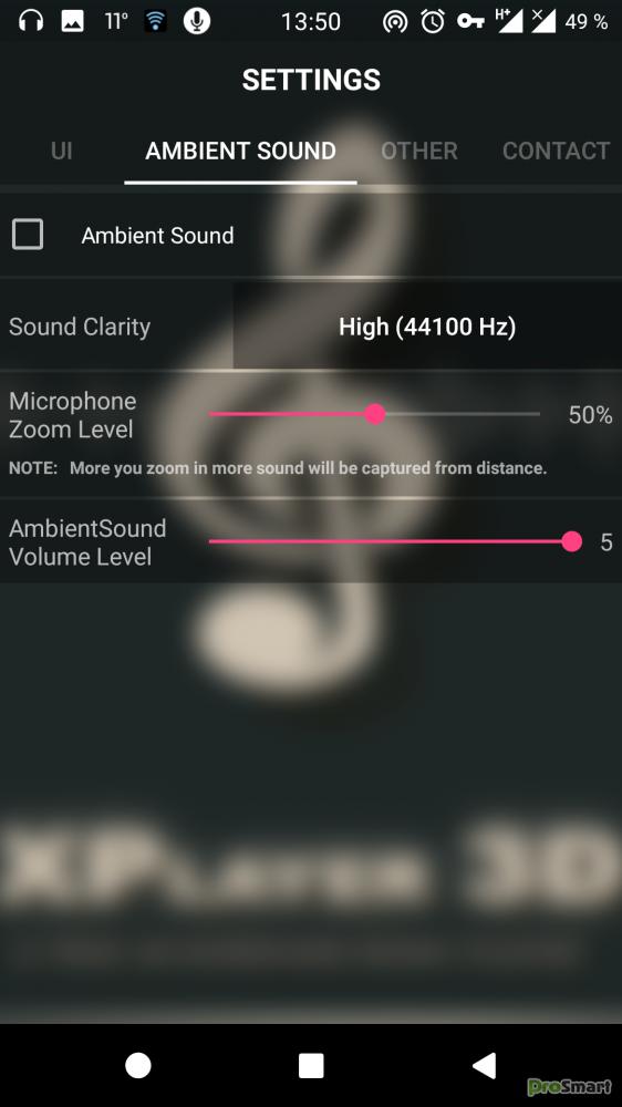 3D Surround Music Player 1 7 01 Unlocked » PS Мир смартфонов