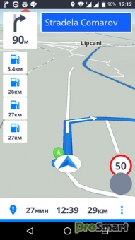 GPS Navigation & Offline Maps Sygic 17.7.1 [Unlocked]