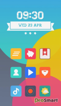 miui icon pack for xperia