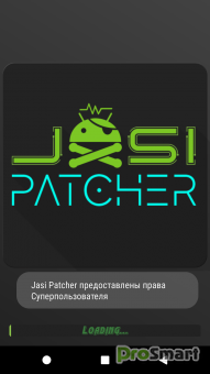 Jasi Patcher 4.1