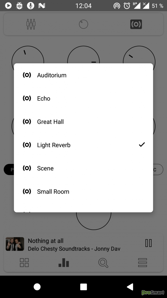 Poweramp Music Player Pro 3 build 834 +Addon » PS Мир смартфонов
