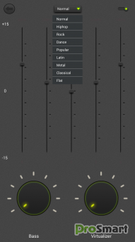 Equalizer and Bass Booster Professional 1.5