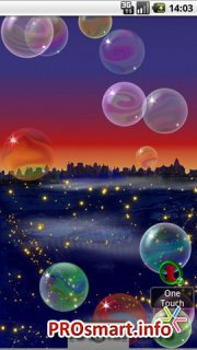 Nicky Bubbles Live Wallpaper 1.3.2
