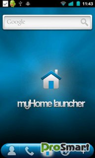 myHome Launcher 1.6.0.8-P
