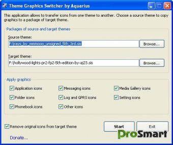 Theme Graphics Switcher 1.27