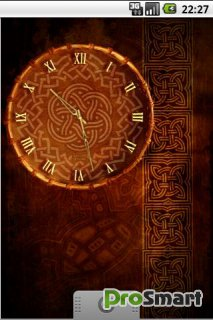 Ethnic Clock XL 1.1
