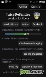 JuiceDefender Ultimate 3.9.6