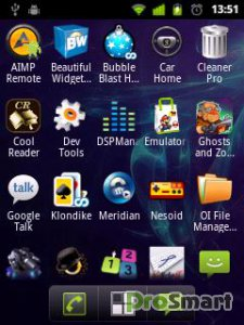 Android 2.3.1 HTC A3333 Wildfire/Buzz