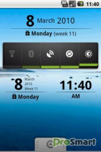ExtDate Widget 3.00