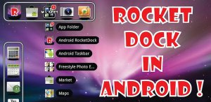 RocketDock In Android Pro 1.5