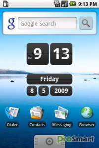 Retro Clock Widget 2.1.4